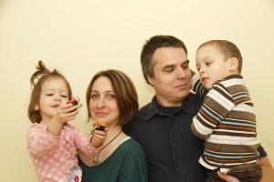 Erika család