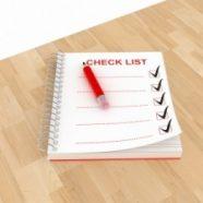 Checklista a munkába visszatéréshez