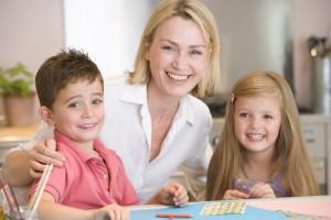 ujabb gyermek es az anya karrierje