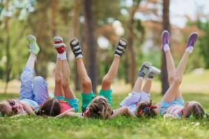 nyári szünet gyerekkel